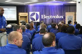 Electrolux объявляет о сокращении