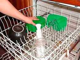 Профилактика посудомоечных машин