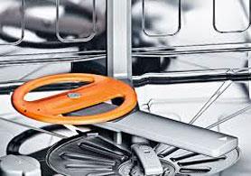 Как отремонтировать разбрызгиватель и фильтр посудомоечной машины