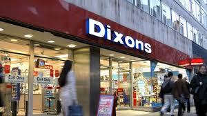Dixons закрывает магазины Pixmania