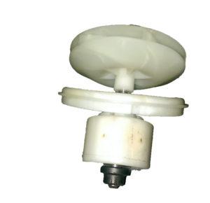Ремонт ротора помпы, мотора посудомоечной машины Indesit Ariston
