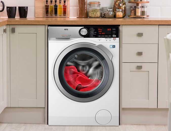 Ремонт стиральных AEG в Днепре