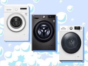6 лучших стиральных машин доступных эффективных
